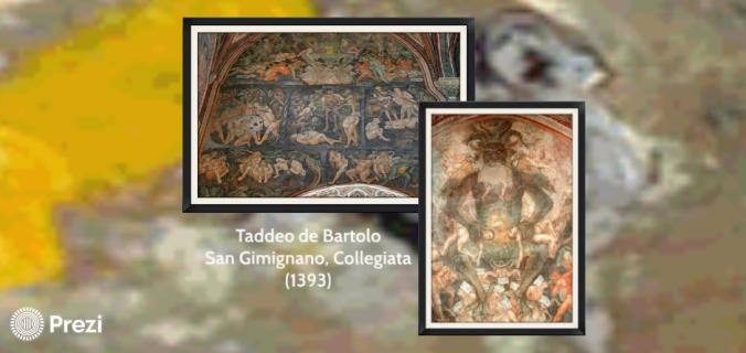 14th Taddeo de Bartolo San Gmignano, Collegiata 1393